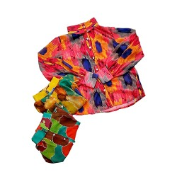 Colourful Explosion Shirt