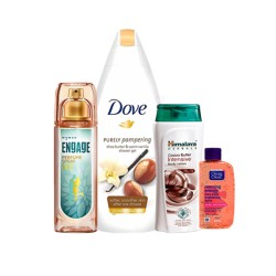 Women Daily Care Kit- 4 items