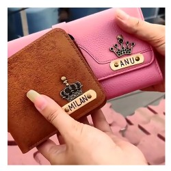 Personalized Couple Wallet