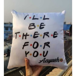 Customized Cushion with Photos and Quotes