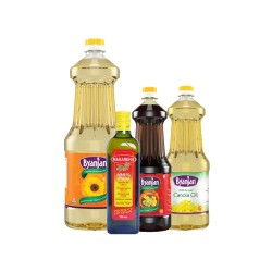Cooking Oils with 100% Olive Oil Combo Pack Nett 4.75 ltr